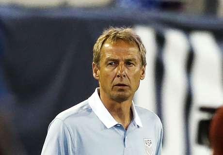Klinsmann refutes Bradley's claim