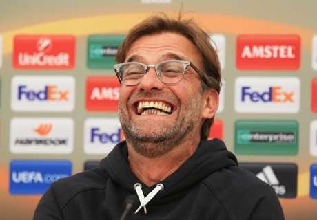 I like Sir Alex Ferguson, admits Klopp