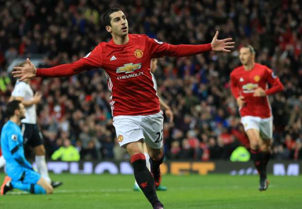 'Mkhitaryan absence has cost Man Utd six or seven points'