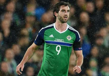 NI bring back 'Will Grigg's on fire'
