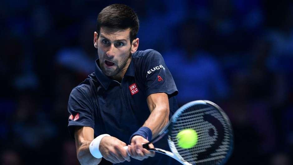 Novak Djokovic ATP Finals 13112016