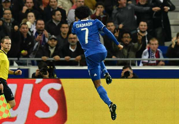 Lyon 0-1 Juventus: Buffon & Cuadrado instrumental to Bianconeri win