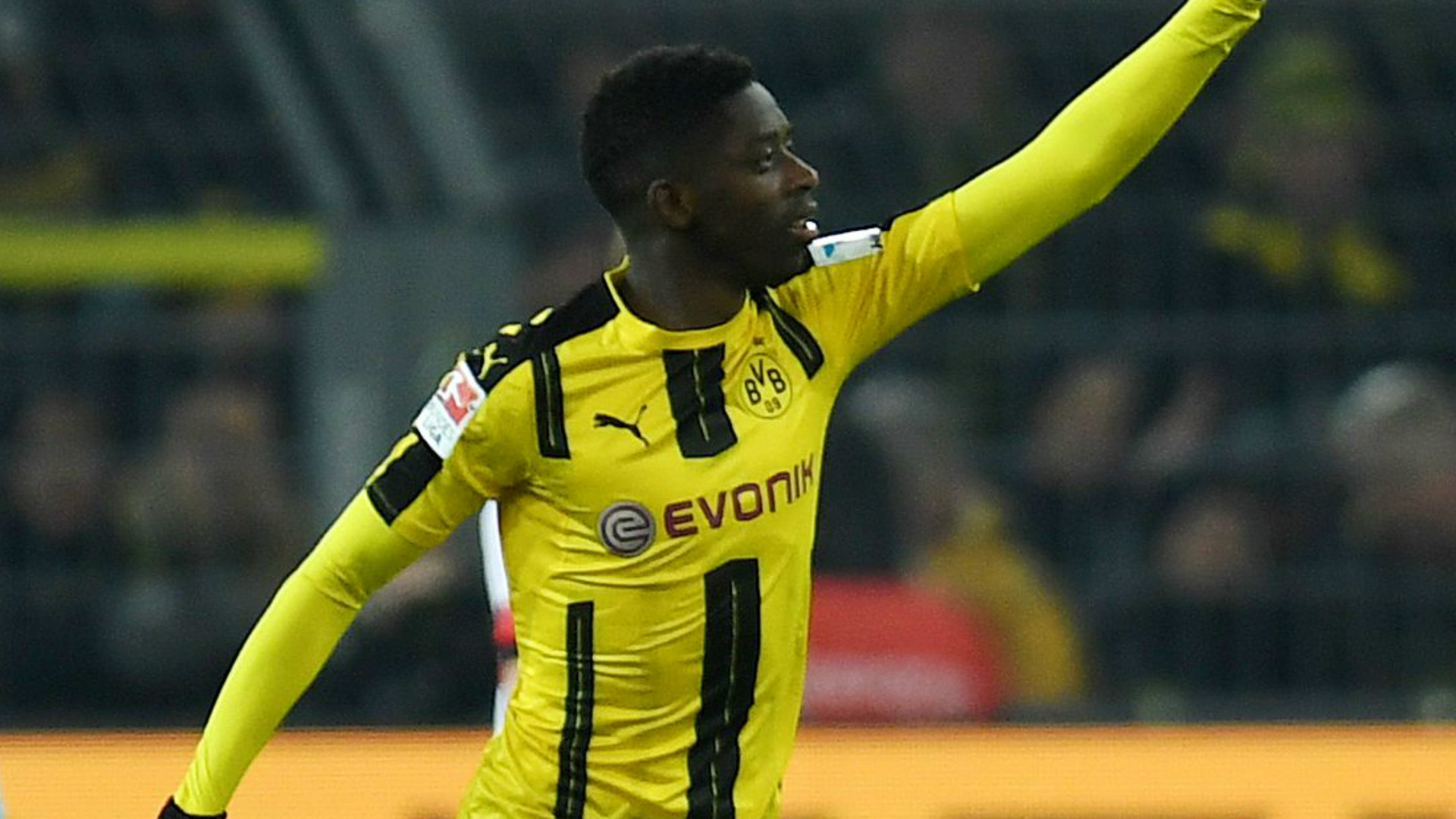 HD Ousmane Dembele Borussia Dortmund