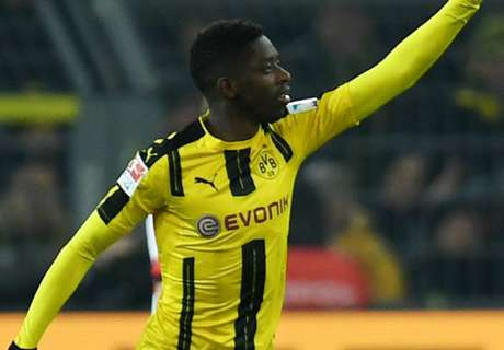 Dembele salvages draw for BVB