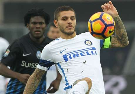 Inter pay the penalty at Atalanta