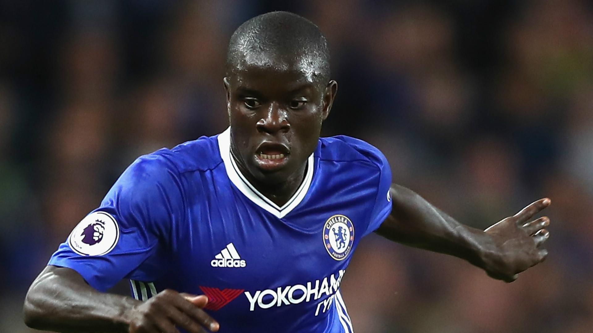 UEFA Team of the Year N'Golo Kante