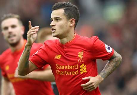 'Liverpool have ample Coutinho cover'