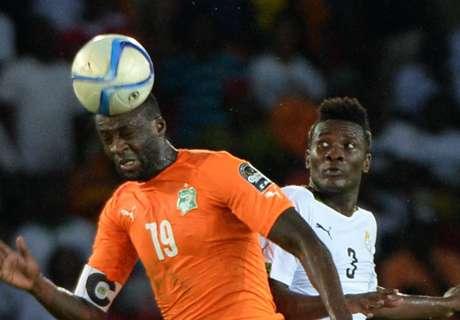 Costa de Marfil campeón de la CAN