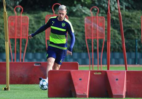 Ramsey back in Arsenal squad