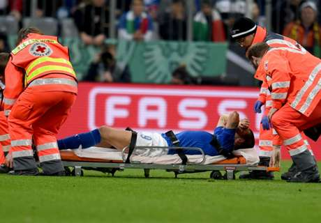 Bonucci avoids muscle tear