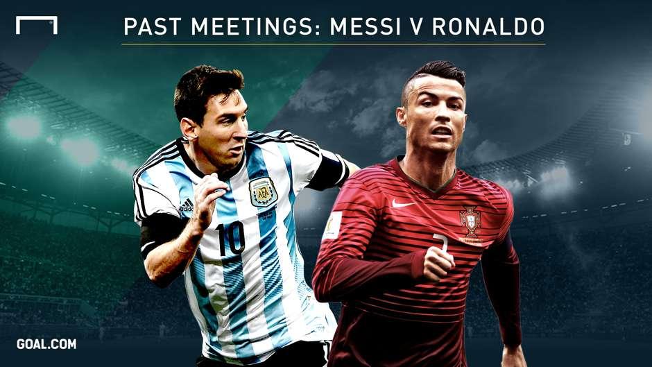 Messi v Ronaldo gallery cover