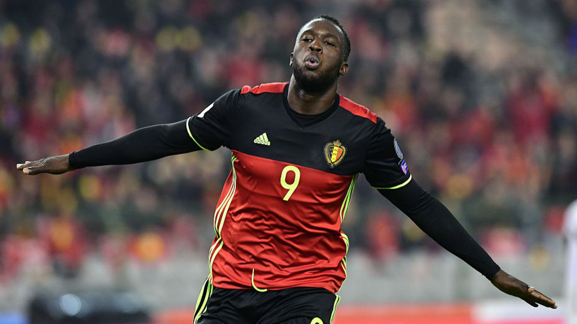 Brussels rout as eight-goal Belgium thrash Estonia