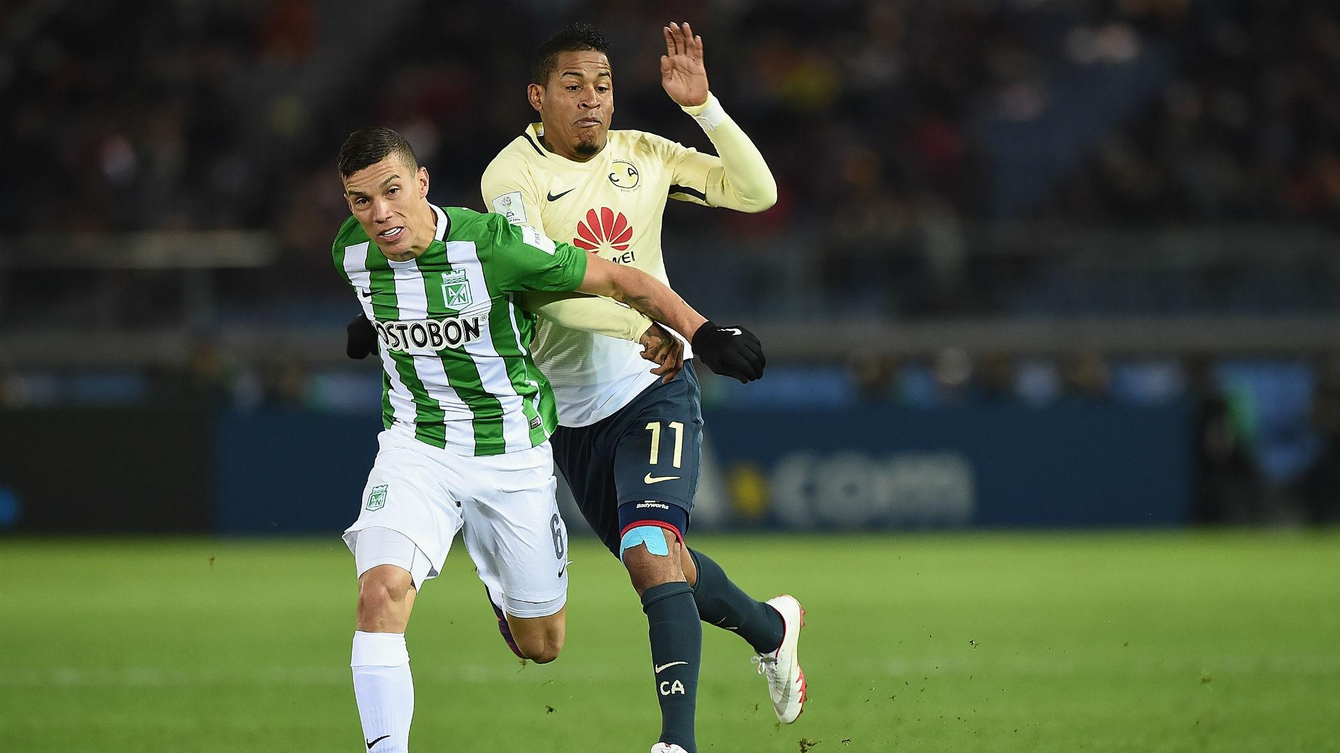 Club America 2 Atletico Nacional 2 (3-4 pens)   Goal.com