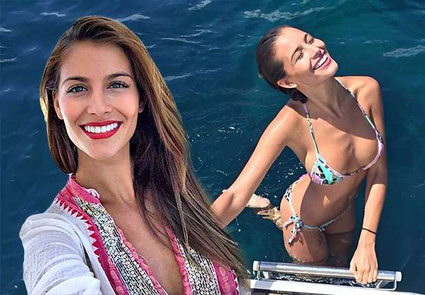 Cristiano Ronaldo 'dating' former Miss Spain model