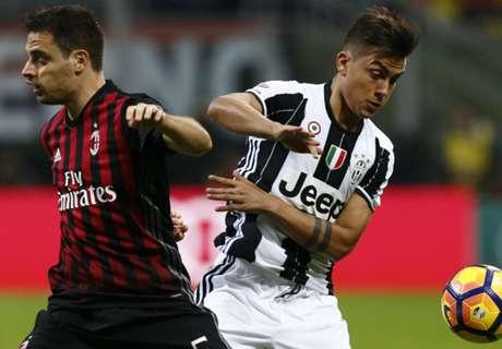 Juve's rare San Siro double