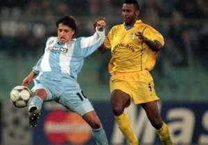 2. HERNÁN CRESPO | Parma - Lazio | 2000 | €55m