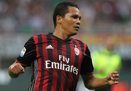 Bacca to snub China riches