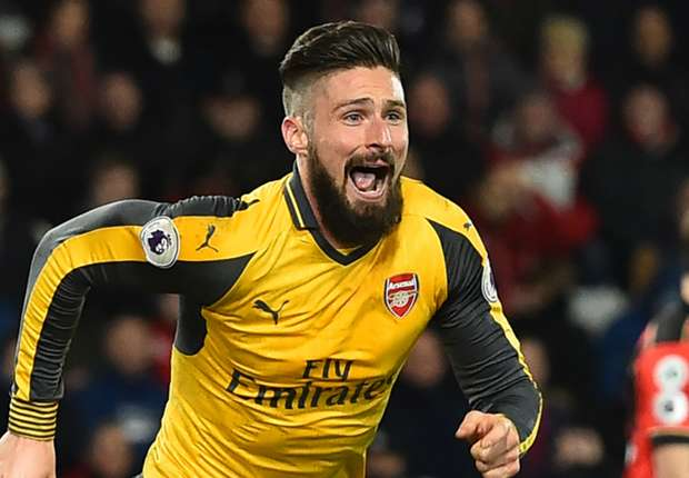 Giroud, Koscielny and Coquelin extend Arsenal deals
