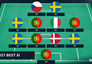 Sweden completed a true underdog story as they claimed the European Under-21 Championship on Tuesday, but who were the individuals to shine brightest in Czech Republic? Goal selects the standout XI from the tournament...
