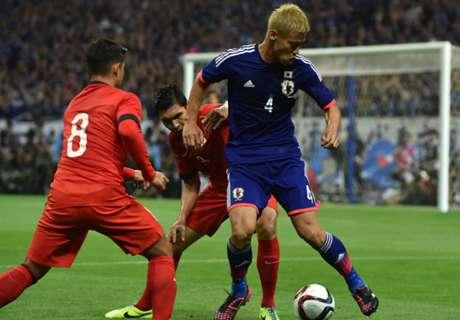 Match Report: Japan 0-0 Singapore