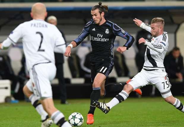 Legia Warsaw 3-3 Real Madrid: Blancos blow brilliant Bale blitz