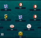 Eredivisie XI of the season so far