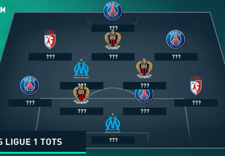 Ligue 1 | Equipo de la temporada