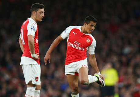 'Arsenal nothing without Alexis & Ozil'