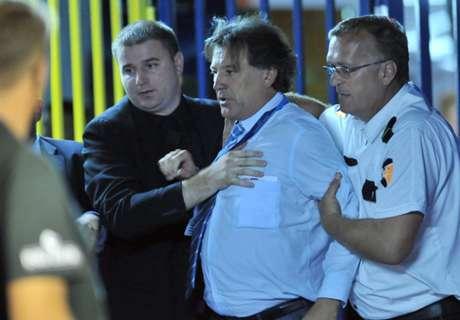 Le patron du Dinamo Zagreb jette l'éponge