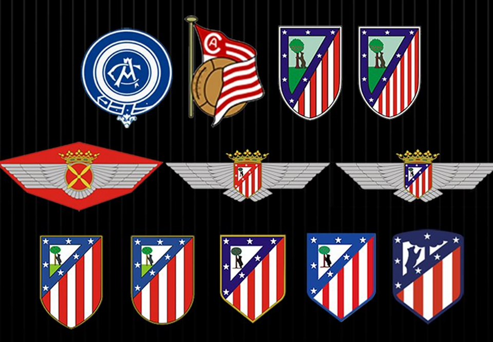 Horrible Or Great Twitter Reacts To Atletico Madrids New Logo And