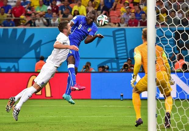 Mario Balotteli sicherte Italien den wichtigen Sieg gegen England