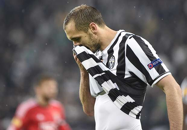 Image result for Chiellini triste