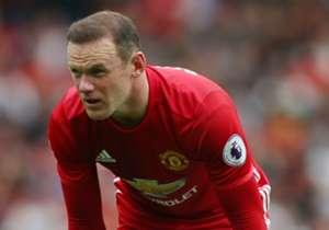 Wayne Rooney | Manchester United | 84