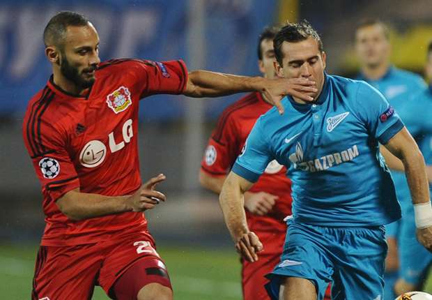 Zenit 1-2 Bayer Leverkusen: Son shines brightest as Germans move into pole position