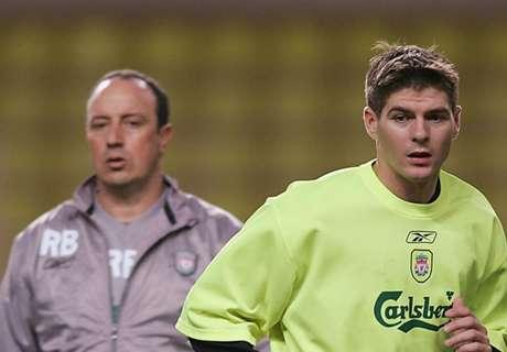 Benitez Siap Jadi Mentor Gerrard