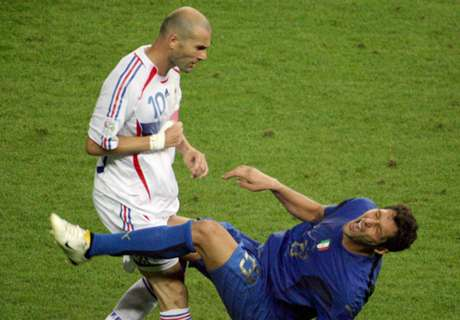 What Materazzi really said to Zidane
