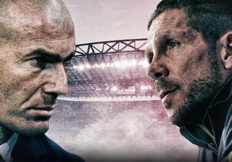 Betting: Real Madrid v Atletico Madrid