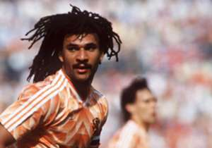 Ruud Gullit | Renowned purveyor of 'sexy football', Gullit rocked the reggae look while turning out for Milan and the Netherlands and playing in a band. Combined with stylish dreadlocks he was very much the modern, trendy footballer of his time, althou...
