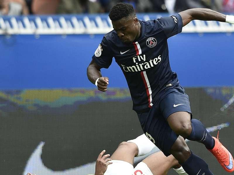 Aurier promises PSG: I'll do better next season