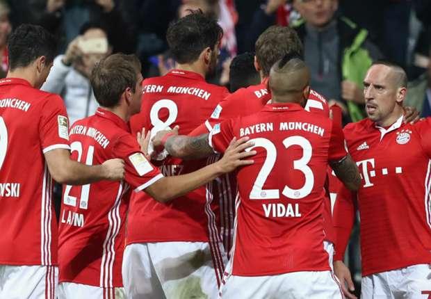 Bayern Munich 3-0 Hertha Berlin: Ancelotti's men maintain perfect start