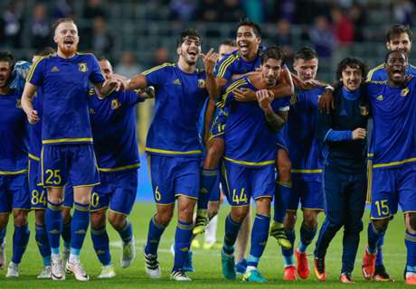 Champions League, favola-Rostov