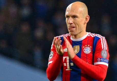 'Galatasaray wanted Robben & Ibra'