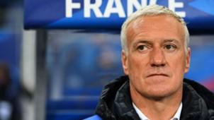 Didier Deschamps France Sweden 11112016