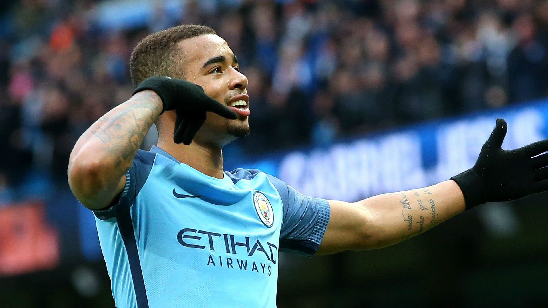 manchester city star gabriel jesus u0027thought the premier league