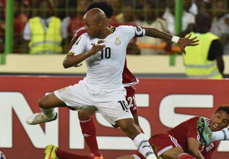 Report: Mauritius 0-2 Ghana