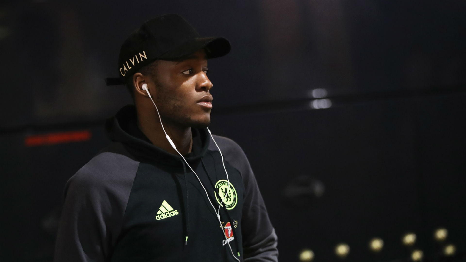 Michy Batshuayi staying put despite first-team absence, insists Antonio Conte