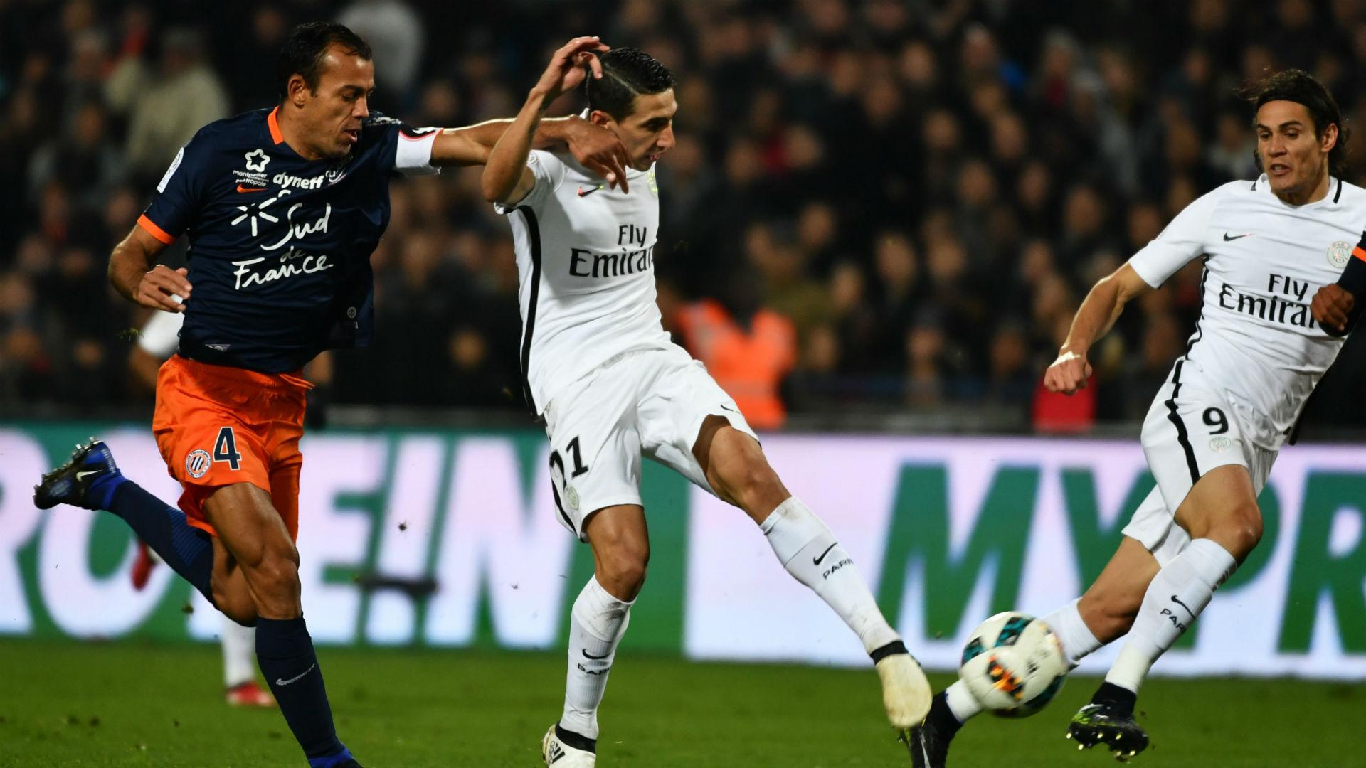 El PSG se desploma en Montpellier (3-0)