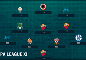 The UEFA Europa League continues to excite, and there were plenty of superb performances on matchday two around the continent. But who put in the best displays? We pick the best XI of those who were in action...