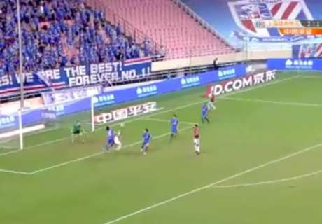 WATCH: Stunning overhead kick goal