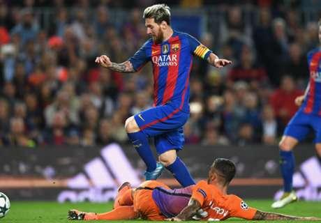 Top-11 CL: Özil und Messi on fire